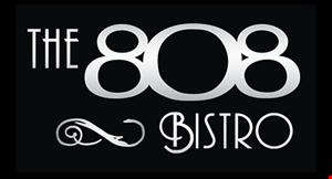The 808 Bistro logo