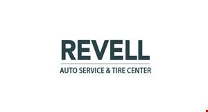 Revell Auto Service & Tire Center logo