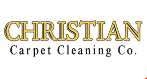 Christian Carpet Cleaning logo