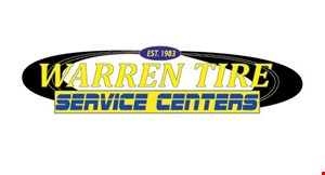 Product image for WARREN TIRE $10 For An Oil Change, Filter & Lube (Reg. $29)