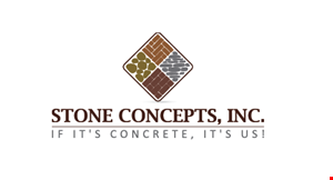 Product image for Stone Concepts $300 off any job