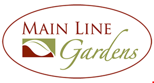 Product image for MAIN LINE GARDENS $10 off or $25 off any tree or shrub purchase any tree or shrub purchase