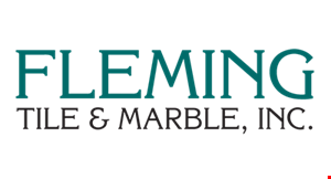 Fleming Tile & Marble, Inc. logo