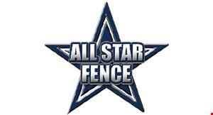 All Star Fence logo