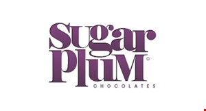 Sugar Plum Chocolates logo