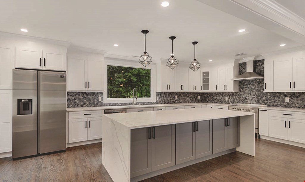 Product image for Hope Kitchen Cabinets $500 OFF any project of $2500 or more.