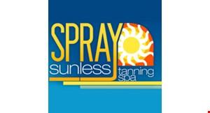 Spray Sunless Tanning Spa logo