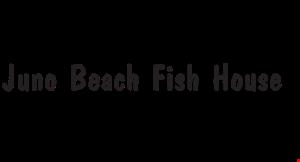 Juno Beach Fish House logo
