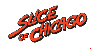 Slice of Chicago logo