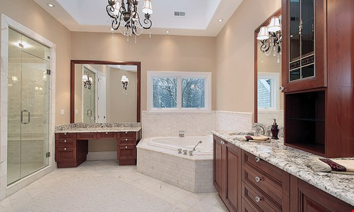 Product image for Cabinet Factory $5,495 Bathroom Remodeled