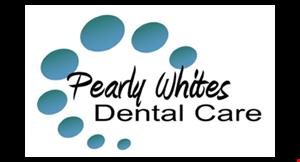 Pearly Whites Dental Care logo