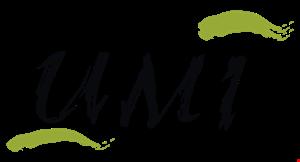 Umi Sushi logo