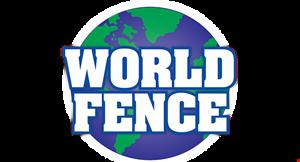 World Fence logo