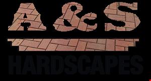 A & S Hardscape logo