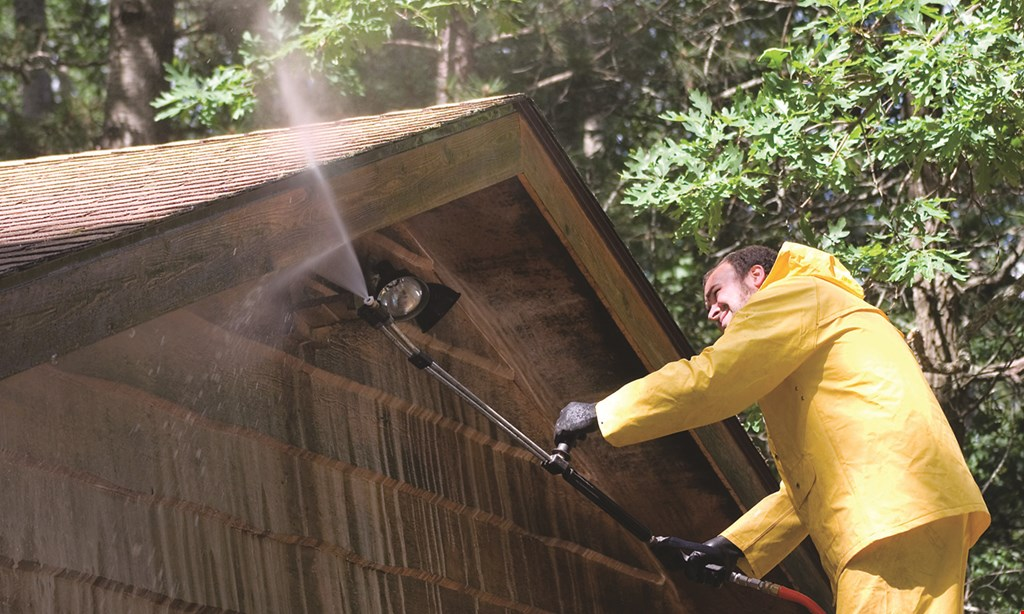 Product image for P.S.I. Pressure Washing & Exterior Cleaning $25 Off Your total of $250 or more.