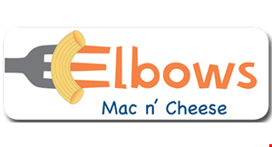 Elbows Mac N Cheese logo
