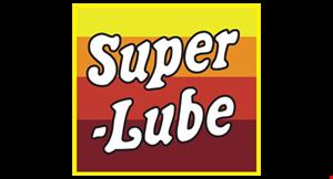 Super Lube logo