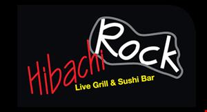 Hibachi Rock logo