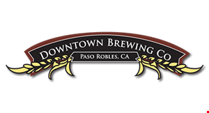 Downtown Brewing Co. logo