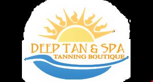 Tan By The Sea logo