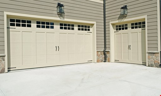 Product image for Garage Doors & More ONLY $39 residential service call