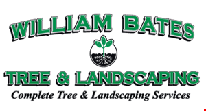 William Bates Tree & Landscaping logo