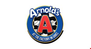 Product image for Arnold's Family Fun Center BUY ONE, GET ONE FREE! Ice Cream in our New Cafe