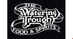 The Watering Trough logo
