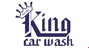 Product image for King Car Wash SUMMER CLEAN-UP SPECIAL $20 OFF any full-detail package reg. price starting at $169.