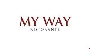 My Way Ristorante logo