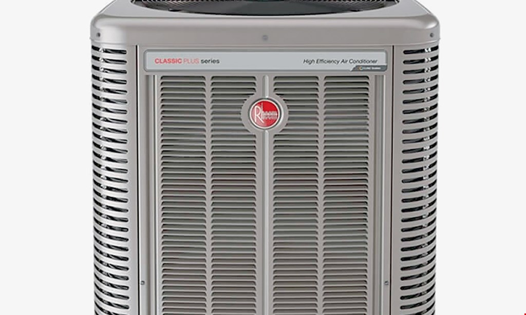 Product image for BRUBAKER, INC - HVAC $89 A/C clean & service special