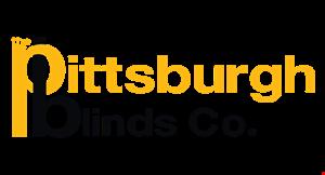 Pittsburgh Blinds Company logo