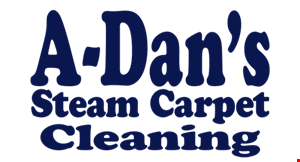 Product image for A-DAN'S STEAM CARPET CLEANING $39.00* 3 Rooms Orig. $49. $59.00* Whole House Orig. $89 Up to 8 areas. Hall or stairs equal 1 area.