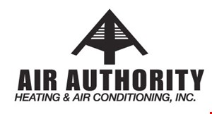 Product image for Air Authority Free service call