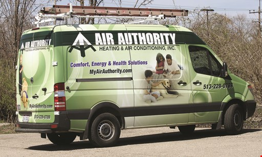 Product image for Air Authority Spring tune-up special only $82
