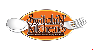 Product image for Switchin' Kitchens $20 OFF total purchase when you buy 7 full entrees, take & bakes or vegetarian meals. COUPON CODE: F103020.