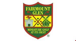 Fairmount Glen Miniature Golf logo