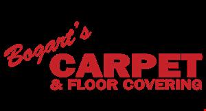 Bogart's Carpet & Floor Covering logo