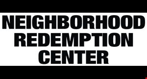NEIGHBORHOOD REDEMPTION CENTER logo