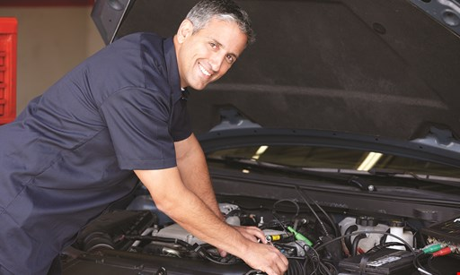 Product image for Oil Express Car Maintenance. $15 off any fluid exchange(s).