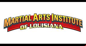 Martial Arts Institute of Louisiana logo