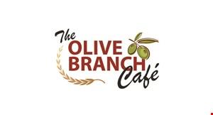 The Olive Branch Cafe logo