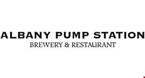 Albany Pump Station logo
