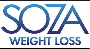 SOZA WEIGHT LOSS logo