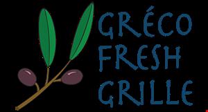 Greco Fresh Grille logo