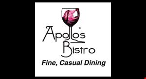 Apollo's Bistro logo