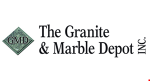 Product image for Granite & Marble Depot FREE removal