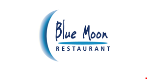 Blue Moon Restaurant logo