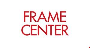 Frame Center logo