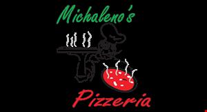 MICHALENO'S PIZZERIA logo